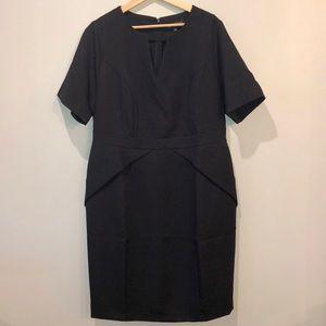 NWOT Eloquii Sheath Dress
